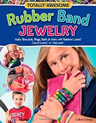 Totally Awesome Rubber Band Jewelry by Colleen Dorsey (2013) Paperback