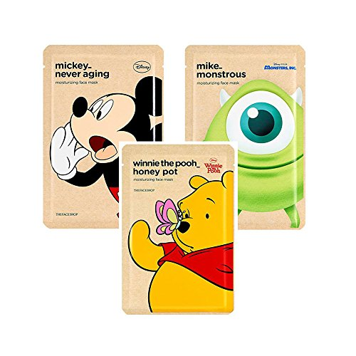 the-face-shop-3-assorted-disney-collaboration-mickey-never-aging-moisturizing-mask25g