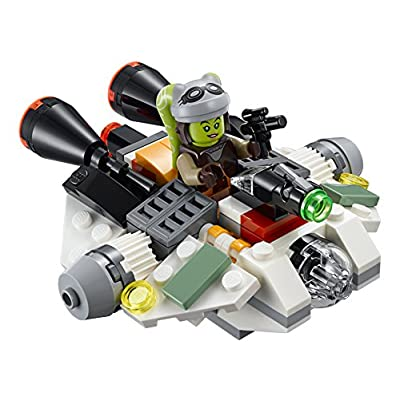LEGO Star Wars The Ghost 75127: Toys & Games