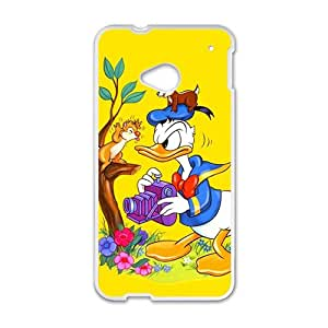 Donald Duck Design Creative High Quality Tpu Phone Case For HTC M7