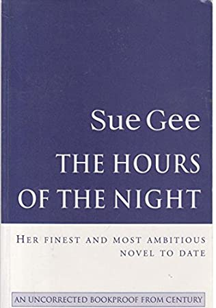 book cover of The Hours of the Night