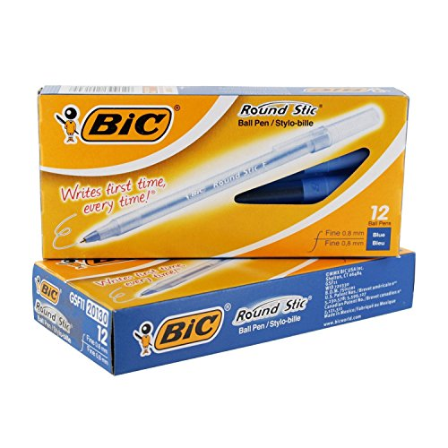 BIC Round Stic Point GSF11BE
