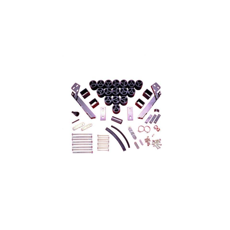 "Performance  Accessories  60053  3"" Body Lift Kit  Dodge  Durango  2000 02 Automotive"