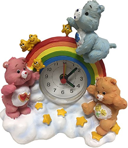 Care Bears Room Decor (Care Bears Resin Clock)
