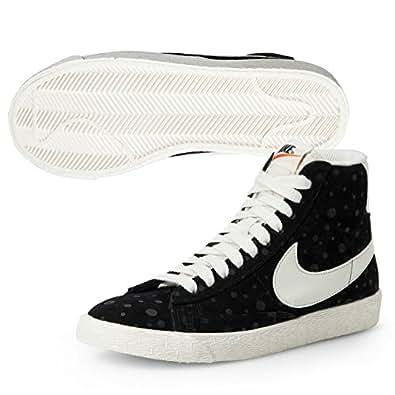 Amazon.com | Nike Blazer MID Suede VNTG Womens Basketball