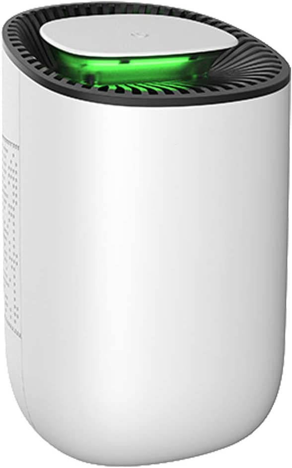 AUZKIN Dehumidifier 1000ml Portable Mini Electric Dehumidifier Ultra Quiet Air Cleaner for Home, Kitchen, Garage, Wardrobe, Basement