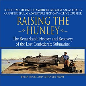 Raising the Hunley Audiobook