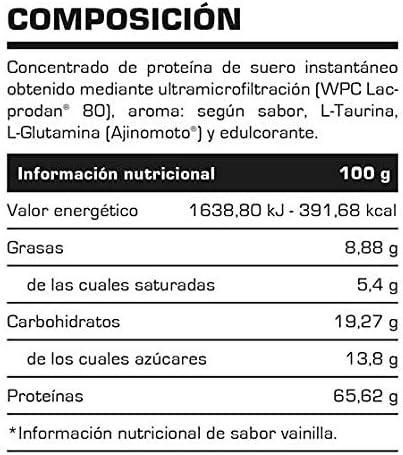 WHEY AMINO COMPLEX 4 lb CHOCOLATE - Suplementos Alimentación y Suplementos Deportivos - Vitobest