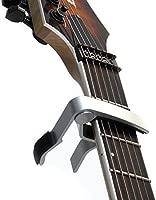 Plata Capo disparador de liberación rápida acción guitarra cejilla ...