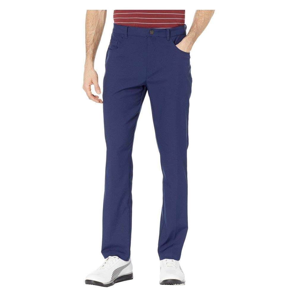 PUMA Golf (プーマ) メンズ ボトムスパンツ Jackpot Five-Pocket Pants Peacoat サイズ34X32 [並行輸入品]   B07NB8YKH1