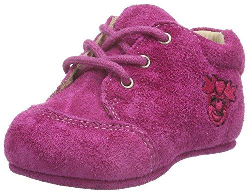Ricosta Girls Lace-up Shoes Pink Size 21 M EU (Girls Shoes Ricosta Kids)