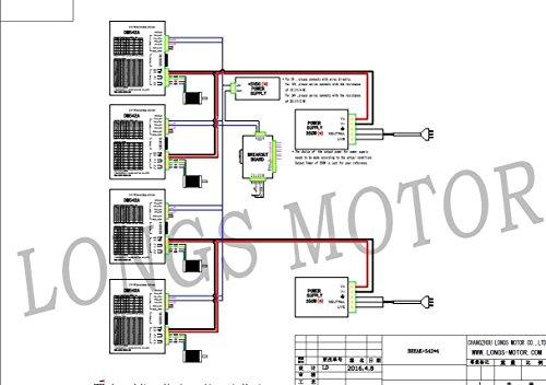 Nema 23 Stepper Motor Wiring Diagram Model Color - WIRING DIAGRAMS  Oz Nema Stepper Wiring Diagram on