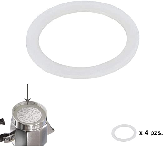 ORYX 5056104 Junta Goma Silicona Cafetera Aluminio Classic ...