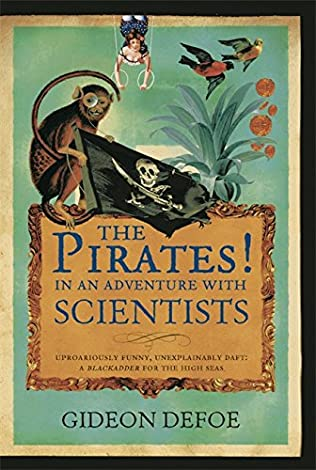 book cover of The In an Adventure with Scientists