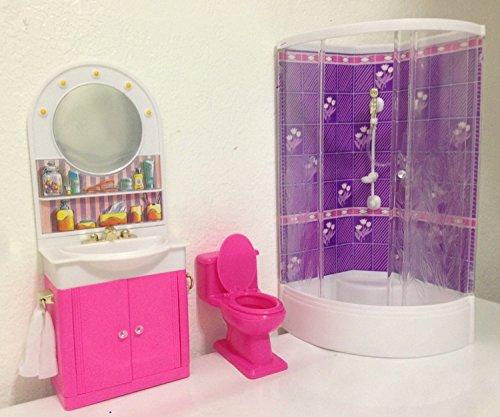 Gloria Washroom Playset ()