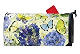 Hydrangea Beauties LARGE MailWraps Magnetic Mailbox Cover #21654