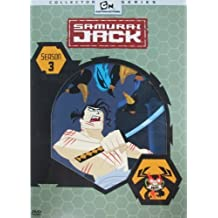 Samurai Jack: Season 3 by Cartoon Network by Genndy Tartakovsky, Randy Myers, Chris Savin Robert Alvarez