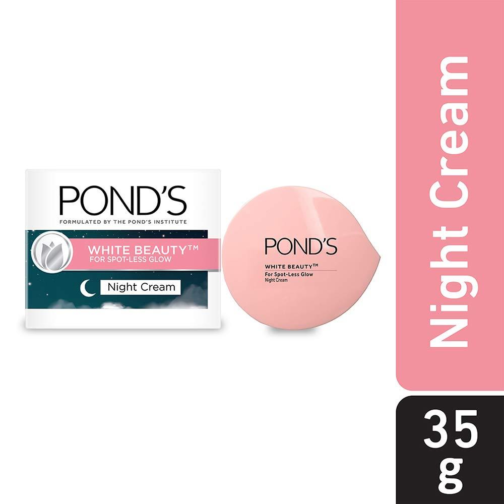 POND'S White Beauty Night Cream, 35 g