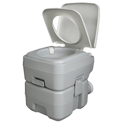 Amazon.com: Cosway CHH-1020T - Inodoro portátil de 20 litros ...
