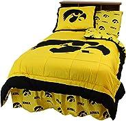 Iowa Reversible Comforter Set - Queen
