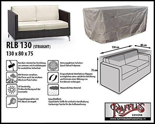 Raffles Covers rlb130str AIGHT Housse pour Banc de Salon de ...