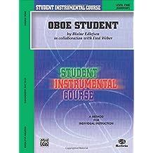 Student Instrumental Course Oboe Student: Level I