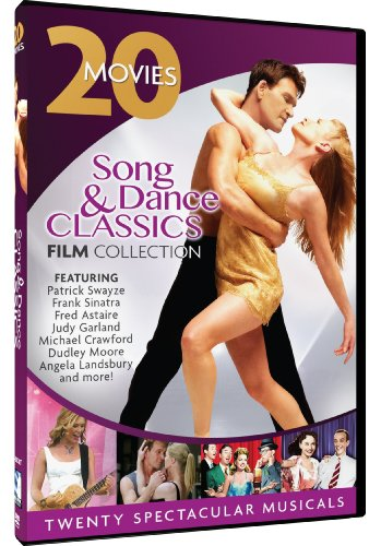 Song And Dance Classics - 20 Movie Collection: One Last Dance - Elle: A Modern Cinderella Tale - Till the Clouds Roll By - Private Buckaroo - Royal Wedding + -