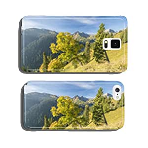Fall in nature cell phone cover case iPhone5