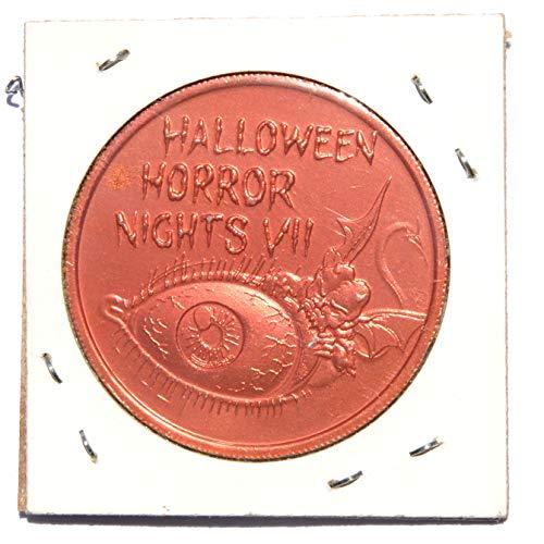 1997 Universal Studios Token/Halloween Horror Nights VII Token About Uncirculated]()