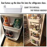 2 pack 240323001 Refrigerator Door