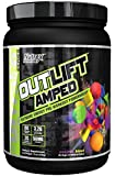 Nutrex Research Outlift Amped | Premium Pre-Workout Focus & Energy, Citrulline, Teacrine, Betaine, Creatine, Beta-Alanine | Cosmic Blast | 20 Servings