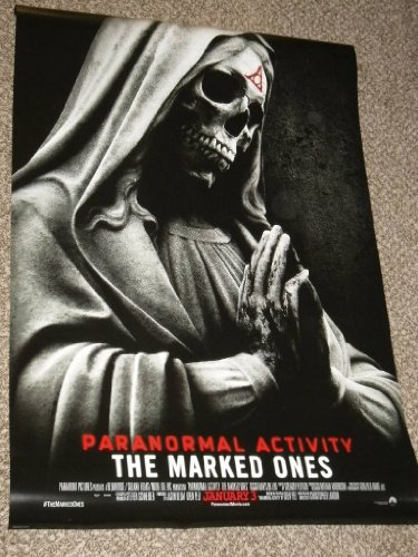 PARANORMAL ACTIVITY: THE MARKED ONES 27x40 D/S ORIGINAL POSTER by Super Posters