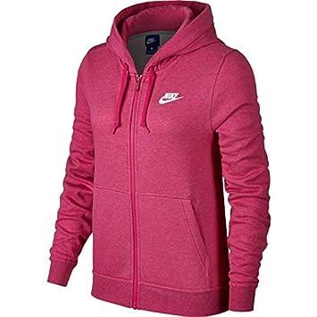 Nike 853930 - 635 - Sudadera con Capucha para Mujer: Amazon.es: Deportes y aire libre