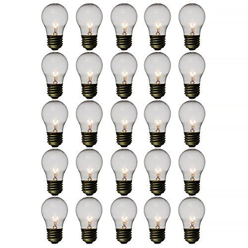 15watt lightbulb standard base - 4