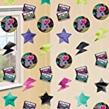 Totally 80s String Decoration 7 Feet - Pack of 6