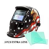 Wonlink power welding helmet Solar Power Auto Darkening Welding Helmet Professional Welding Mask