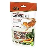 Zilla Reptile Munchies Omnivore Mix Treat, 0.11kg