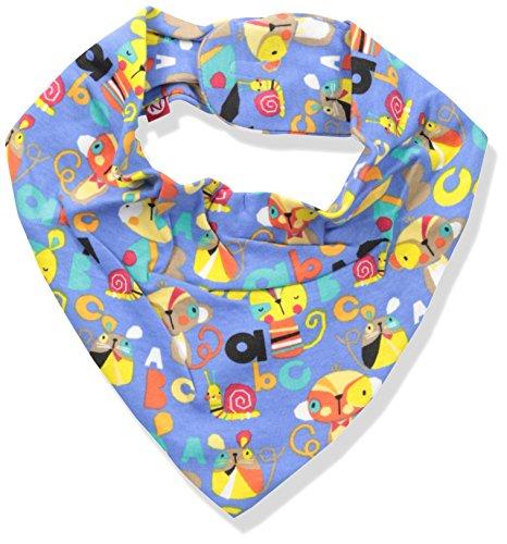 Zutano Baby Printed Bandana Bib, Playtime, One (Zutano Bib)