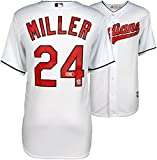 : Andrew Miller Cleveland Indians Autographed Majestic White Replica Jersey - Fanatics Authentic Certified