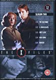 THE X FILES SEASON TWO - NUMBER 12 - 4 EPISODES AS PER PHOTO
