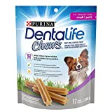 Purina DentaLife Chews Daily Oral Care Small Dog Treats 248g Pouch