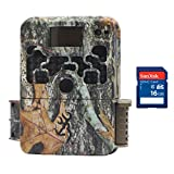 Browning Trail Cameras Strike Force Elite HD Video 10MP Game Camera + SD Card