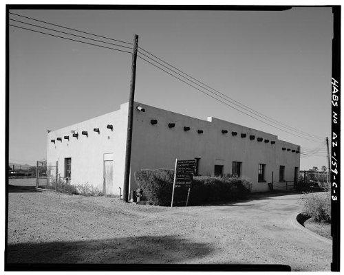 Photo: Tucson Plant Materials Center,3241 North Romero Road,Pima - 10 Center County Road