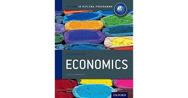 Amazon.com: IB Economics Course Book: 2nd Edition: Oxford IB ...