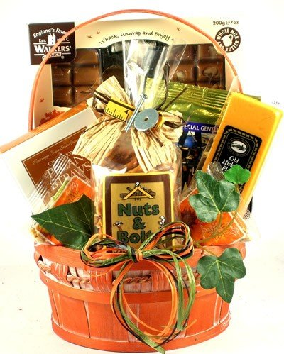 Gift Basket Village Handyman Snacks Gift (Handyman Snacks)