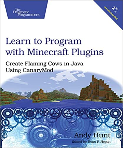 Learn to Program with Minecraft Plugins: Create Flaming Cows