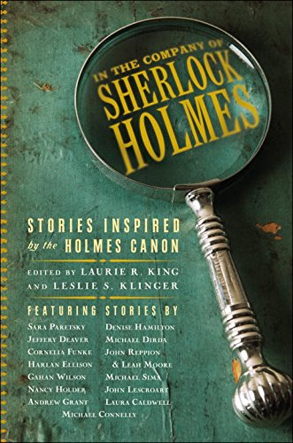 Company Sherlock Holmes Stories Inspired product image