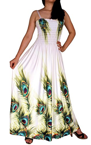 hippie beach wedding dresses - 9