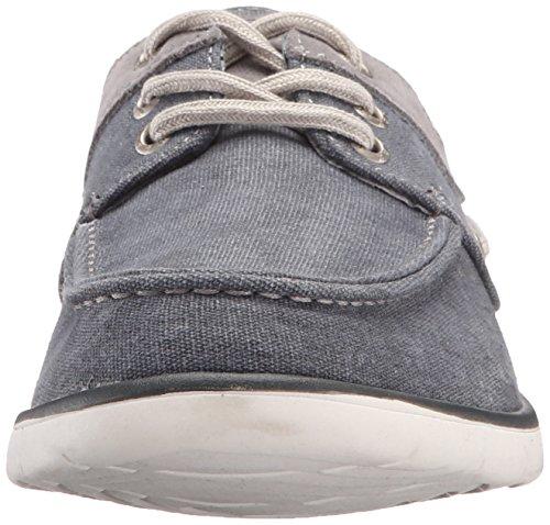 GBX Men's East Boat Shoe Navy vakdkeI4YY