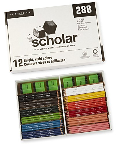 Prismacolor   Class Pack Wood Colored Pencil   (1774262) by Prismacolor